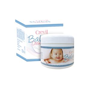 KEM CHỐNG HĂM, CHỐNG NẺ BẢO VỆ DA TRẺ EM – CREVIL BABY CRÈME 125ML